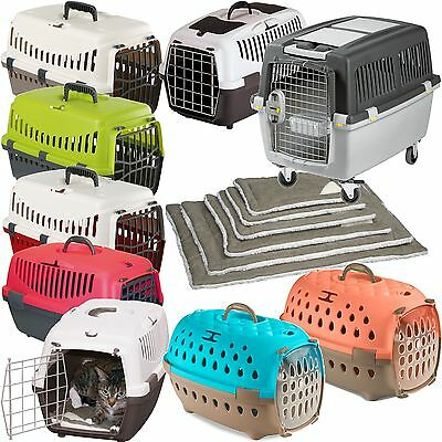 Hundetransportbox Katzentransportbox Hunde Katzen Autotransportbox Transportbox