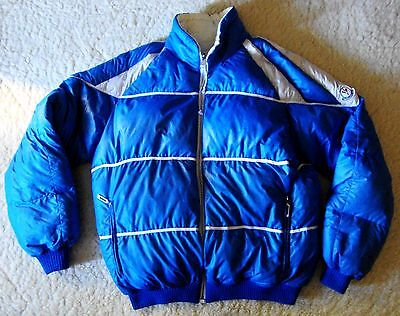 JACKET doubleface  duvet 80's MONCLER  tg.3 circa L made in France RARE