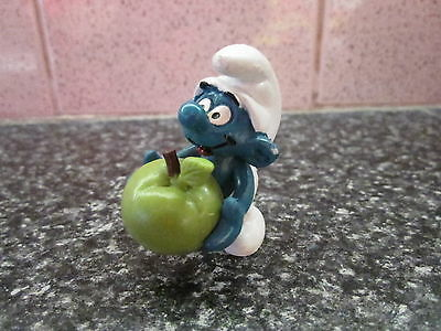 Smurf Green Apple smurf Rare (e)