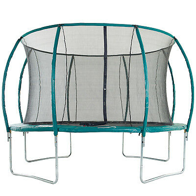 Skyhigh Orbisphere Trampoline + Safety Enclosure 8ft, 10ft ,12ft and 14ft