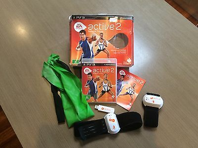PS3 Active 2 Personal Trainer Package