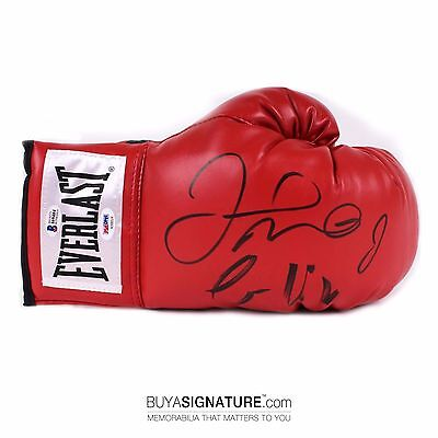 Floyd Mayweather Jr. & Conor McGregor Signed Boxing Glove
