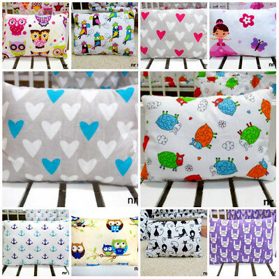 Cuddly pillow / cotton / soft favorite designs colorful, pillowcase size 25-35cm