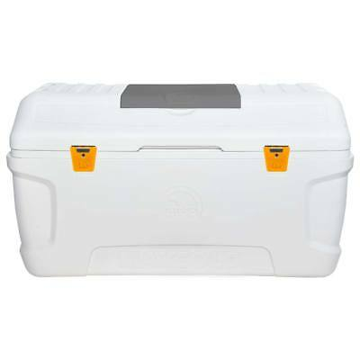 Igloo MaxCold Large 165 Quart 188 Litre 280 Can Cool Box Ice Cooler 7 Days