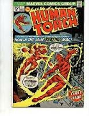 Human Torch, The 1974 Series  #1 Very Fine Comics Book