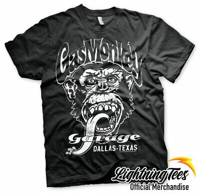 Official Gas Monkey Garage Dallas Texas GMG Fast N Loud T-Shirt