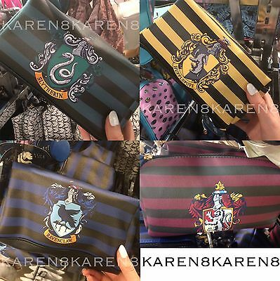 HARRY POTTER HOGWARTS  Make Up Toiletry Cosmetics Bag Primark