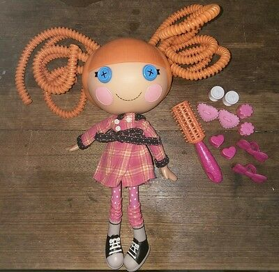 Lalaloopsy Silly Hair Doll Bea Spells-a-lot