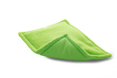Guinea pig and small animal WATERPROOF pee pad, lime  12x9
