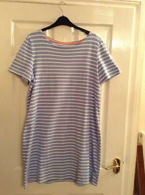 Marks spencer 39 s size 18 summer dress new for Joules riviera jersey t shirt dress