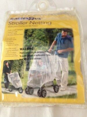 Used  Stroller   Netting  By Babies R Us