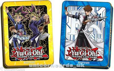 YuGiOh! Mega Tins 2017 x2 :: Yugi & Kaiba - Both Designs :: Brand New And Sealed