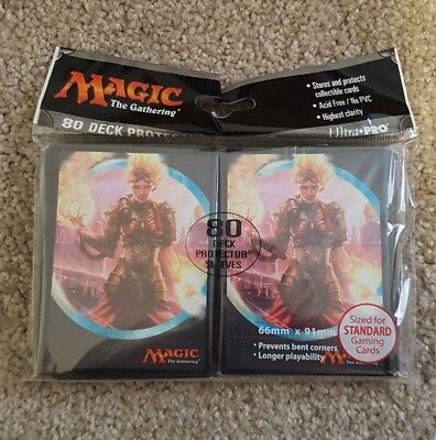 Ultra Pro  Deck Protector Sleeves - 80 pack - Kaladesh V2 - MTG