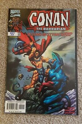 Conan : Return of Styrm #2 - Marvel Comics - First Printing - Vol.1 1998