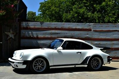 1988 Porsche 930 Turbo Carrera Coupe 2-Door 557whp, G50 5-Speed, Turbokraft EFI System, Outlaw RSR wheels