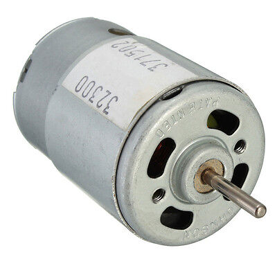 New DC3-12V Large Torque Motor Super model with High Speed Motor New Arriva