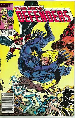 The Defenders #129 (Mar 1984) THE NEW MUTANTS