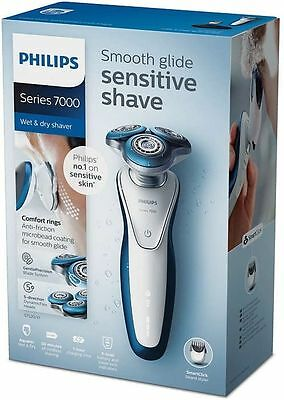 Philips Series 7000 S7520 Smooth glide Sensitive Wet&dry Electric Shaver