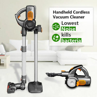 Hand Cordless Rechargeable Vacuum Portable Lightweight Handheld & Stick Cleaner