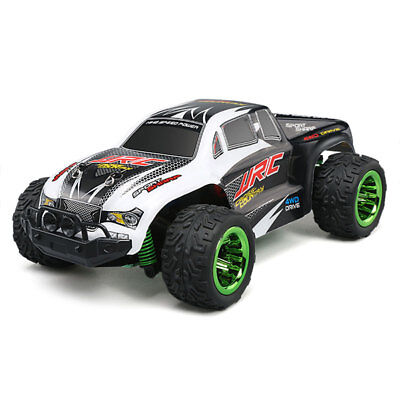 Cross Country Toy Car Q35 Adults Outdoor Activities Remote Control Black Green