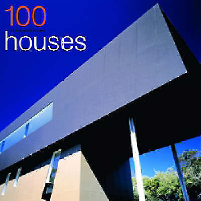 100 of the World's Best Houses by Catherine Slessor (Hardback, 2002)