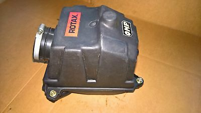 Early-Type Rotax Max Kart Airbox Air Box Assembly