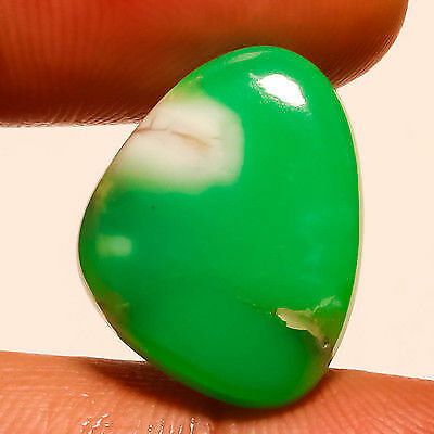 Chrysoprase Natural Gemstone Fancy 43 Carats