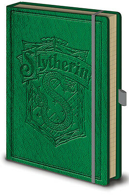 Preordine - Harry Potter Slytherin Notebook Premium - Taccuino A5 Serpeverde