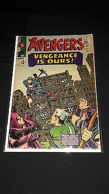 Avengers #20 - Marvel Comics - September 1965 - 1st Print