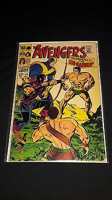 Avengers #40 - Marvel Comics - May 1967 - 1st Print