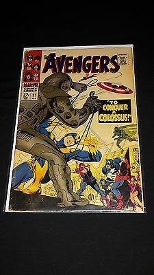 Avengers #37 - Marvel Comics - February 1967 - 1st Print