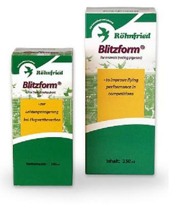 Pigeon Product - Blitzform 250ml - oxygen in the blood - by Rohnfried