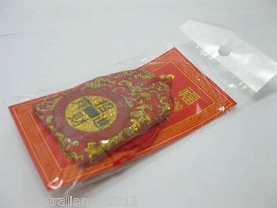 Chinese Fengshui Fortune Bag Pouch to Attract Wealth (FS-OT17)