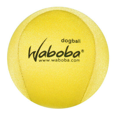 Waboba Fetch Bouncy Dog Ball Toy For Pets New