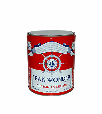 Teak Wonder Oil Dressing Sealer Lt 1 Couleur Naturelle #467COL506