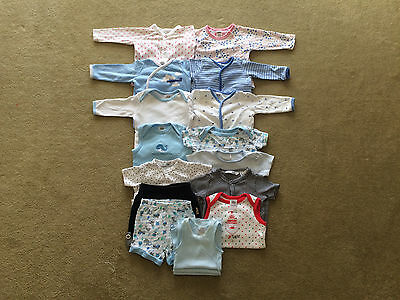 Baby bulk clothes Size 00 Bonds, David Jones ,Target