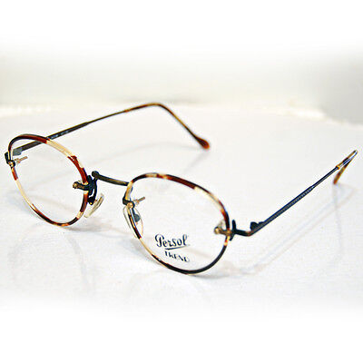 Persol Trend Ratti Jacob Eyeglasses Rare Collection Glasses Eine Shiny