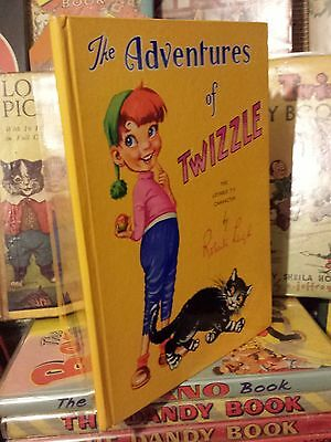 Adventures of Twizzle 60s Near Mint TBBT clean Rare in any condition