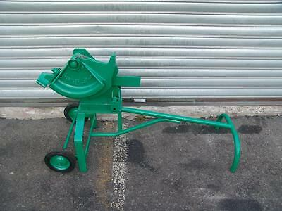 Greenlee 1801 Mechanical Pipe Bender 1 1/4  1 1/2  #2