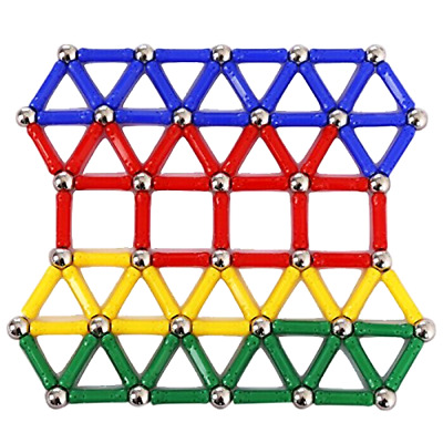 New Educational Toys 103 pcs Magnetic Building Blocks Magnetic Sticks for Kids