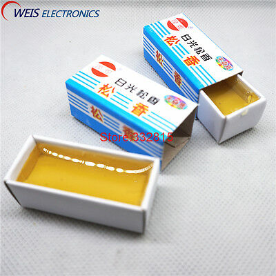 1pcs Carton Rosin Soldering Iron Soft Solder Welding Fluxes , scaling powder, So