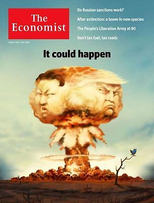 The Economist 5th - 11th August 2017