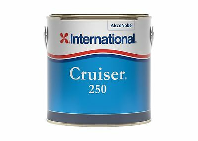 International Cruiser Uno EU Antifouling 2,5 Lt Blanc Dover YBB800 #458COL1004