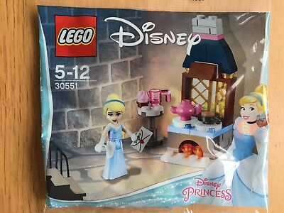 Lego 30551 Cinderella's Kitchen  Brand New Sealed Polybag Disney Princess