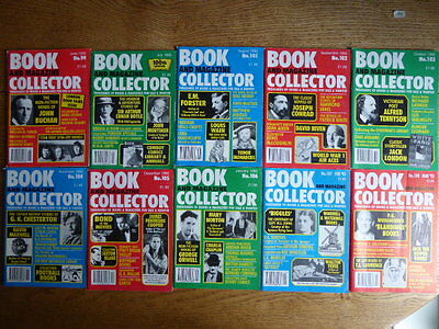 Book and Magazine Collector 10 copies
