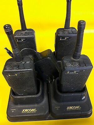 JobCom by Ritron Walkie Talkies with Gang