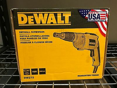 DEWALT 4000 RPM Variable Speed Reversible Drywall Scrugun