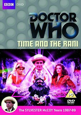 Doctor Who: Time and the Rani [DVD]