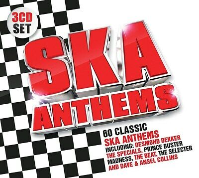 Ska Anthems - Various Artists (Album) [CD]
