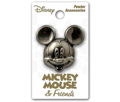 Disney Disney Mickey Mouse and Friends Pewter Lapel Pin Novelty Character Access
